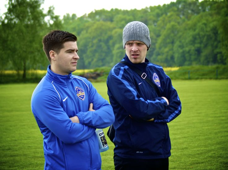 Mariusz Szewczyk i Maciej Wesołowski