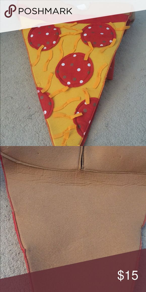 Pizza costume Over head pizza costume Costumes Halloween