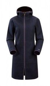 Wool jackets  Arc'teryx Women's Lanea Long Coat – Blueberry – Small Get Rabate