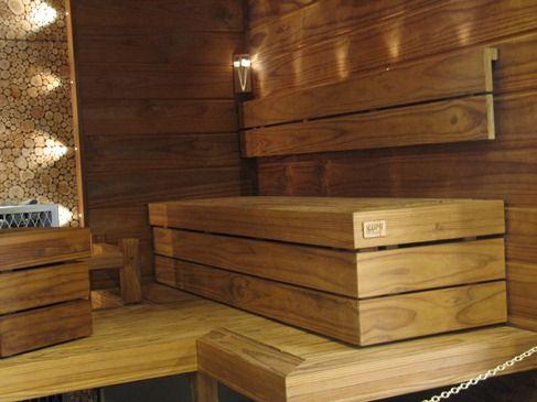 Lumisaunat, Lumitrendi radiata 140 (meille 185 parafiinilla), panelit myös radiata 140.