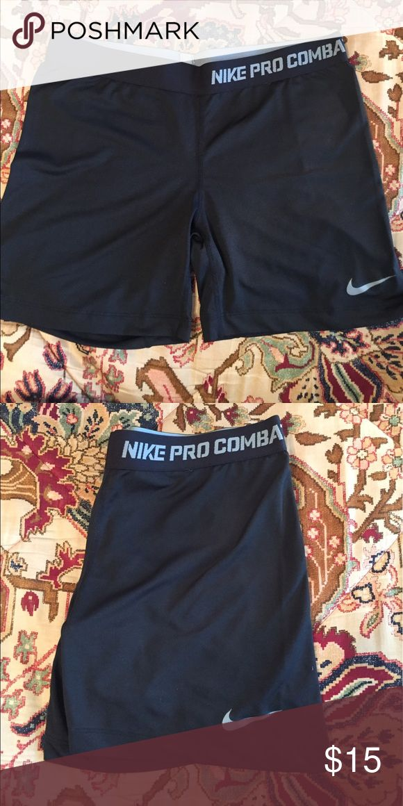 Nike Pro Combat Shirts/Tights Nike Pro Combat shorts/tights. Nike Shorts