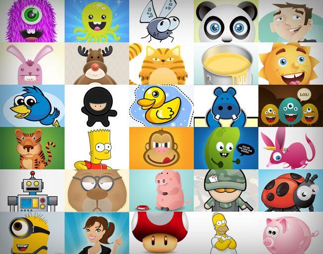 30 Cartoon Character Illustration Tutorials