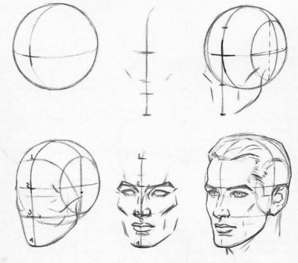 drawing sketches for beginners pdf