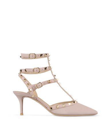 valentino rockstud beige  shoes valentino wedding shoes