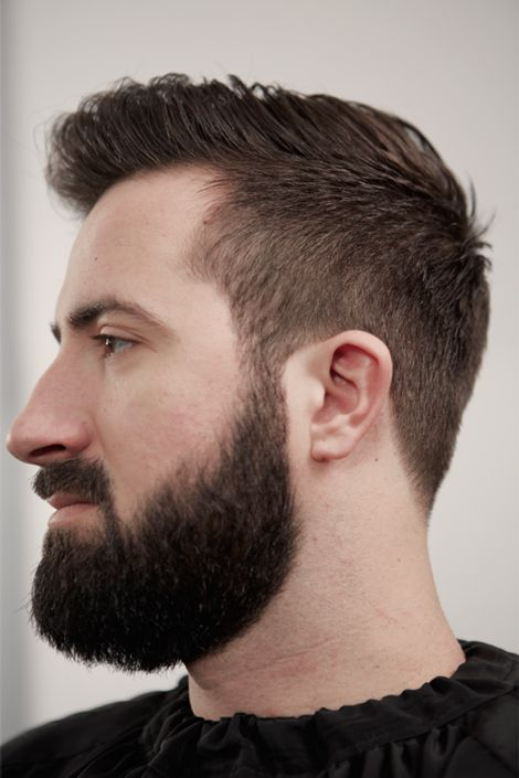 Fabuleux 638 best Beard & Hair Styles I Want To Try images on Pinterest  ML62