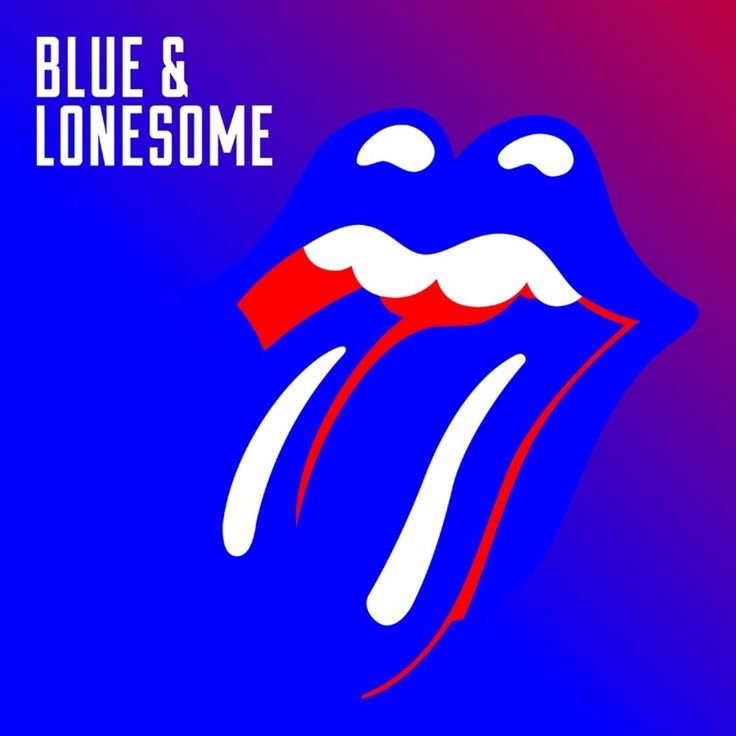 The Rolling Stones - Blue and Lonesome (2016)