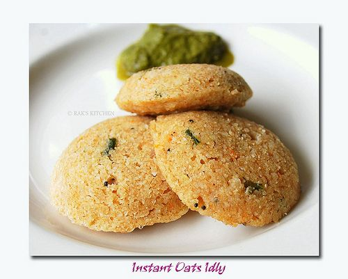 Oats idli that is perfect for breakfast, one of the tasty and healthy Indian oats breakfast recipes! Step by step pictures!