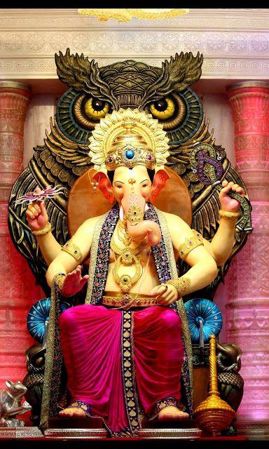 Lord Ganesha mobile wallpaper hd,Ganesha mobile wallpaper ...