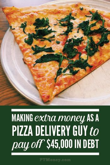 "Wondering ""how much do pizza delivery drivers make?"" Listen to this interview with a guy who paid off $45,000 in debt with his part time pizza delivery job. He made over $400 a week from his effort. http://ptmoney.com/how-much-do-pizza-delivery-drivers-make/"
