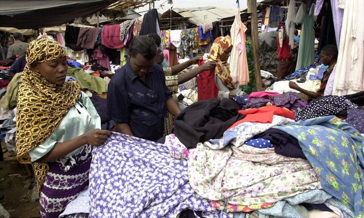 How Second Hand Clothing Donations Are Creating A Dilemma For Kenya East African Community Clothes Second Hand Clothes