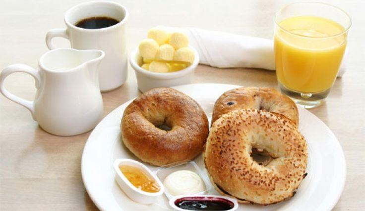 ¿Qué desayunar el día de la carrera?