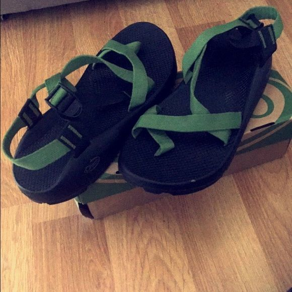 Chacos for sale. MUST GO. Never worn. Come with box. Chacos Shoes Sandals