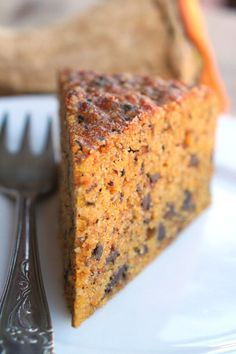 Pumpkin and chocolate cake, without oil, butter and dairy