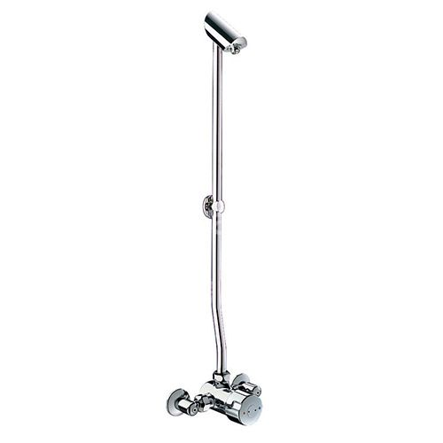 Exposed Mixer Shower. Ideal for individual or group showers - swimming pools, campsites and leisure centres.