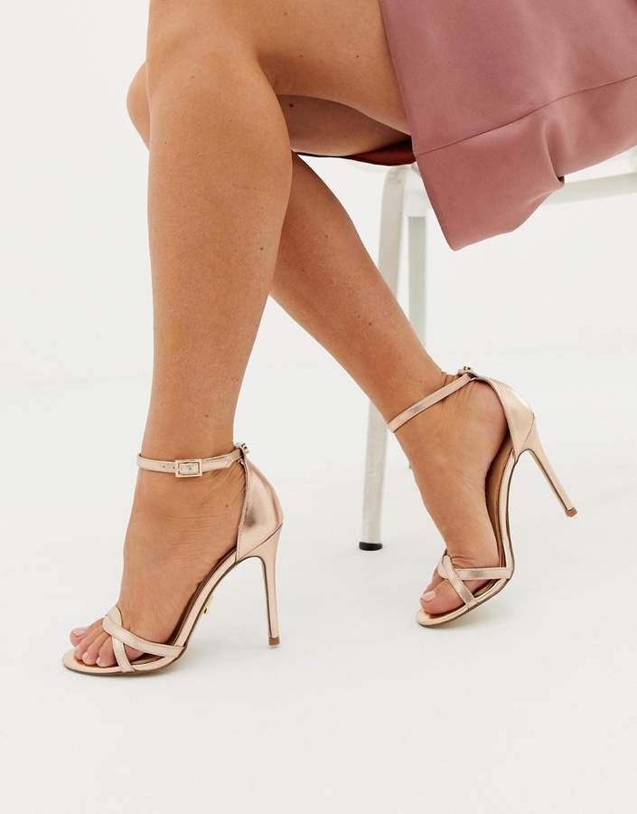 f7bcf39180 Lipsy twist strap barely there sandal | the hot sexy and beauty legs ...