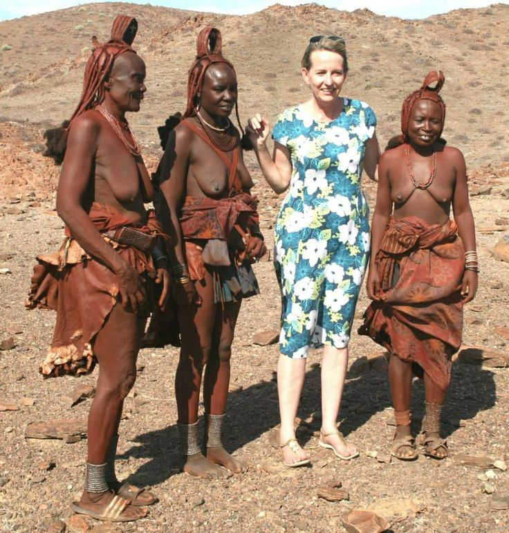 Perfume ingredients from the Himba Tribe