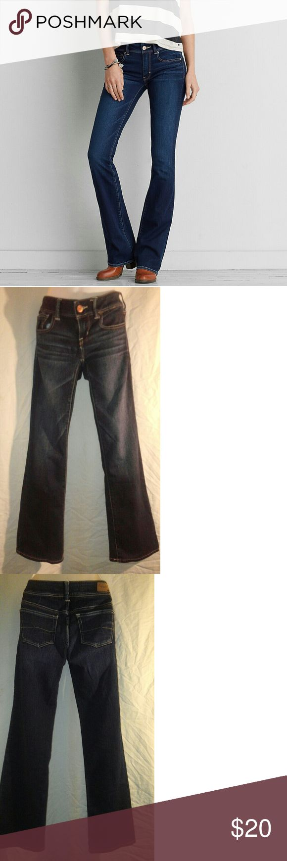 American eagle outfitters slim boots stretch jeans American eagle outfitters Slim boots stretch jeans American Eagle Outfitters Jeans Boot Cut