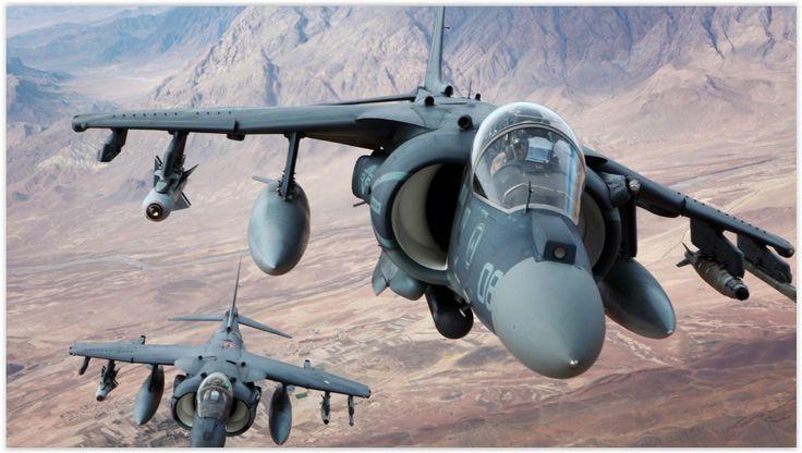Pesawat Jet Tempur STVOL Harrier, Pesawat Tempur Yang Tak Butuh Landas Pacu | https://www.hobbymiliter.com/5120/pesawat-jet-tempur-stvol-harrier-pesawat-tempur-yang-tak-butuh-landas-pacu/
