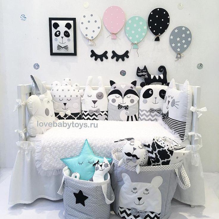 Доброе волшебно-енотовое! набор бортиков из 6 предметов на 3 стороны кроватки за 6350₽ юбка на кроватку 2500₽ плюшевый пледик с рюшкой 3500₽ корзина с мишкой 2500₽ корзина со звездочкой 1500₽ реснички 350₽ шарик 1шт 480₽ мягкий постер в рамке 1250₽ ••••••••••••••••••••••••• Заказ можно оформить на сайте Lovebabytoys.ru или Viber, WhatsApp +79136254555 •••••••••••••••••••••••••LoveBabyToys®