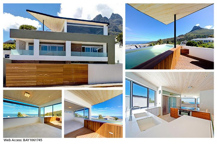 We love the views from this property and all the outdoor space and windows to take full advantage!