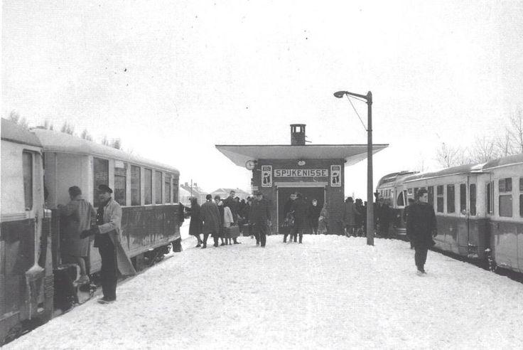 Spijkenisse Station