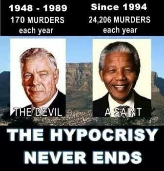 Main Folder: Communist Mandela, White genocide, and the Marxist founded ANC — Four Sub Folders: Always count your blessings…. before you ask for more ANC a ...