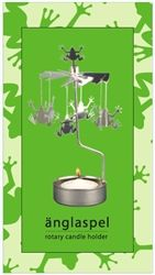 Pluto Produkter Frog Rotary Candle Holders now in the sale