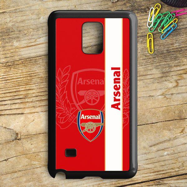Arsenal Club Samsung Galaxy Note 5 Case | armeyla.com