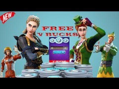 How To Get Free V Bucks Fortnite V Bucks Free Ps4 Xbox Pc Ios
