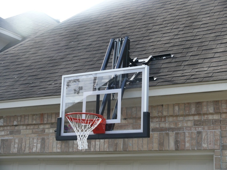 Delightful Roof Master Roof Mount Basketball System From DunRite Playgrounds  Http://www.dunriteplaygrounds