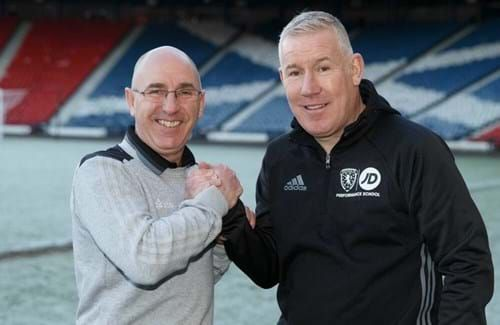 Latest news Keith Wright appointed Scottish FA JD Performance School coach for Broughton High School