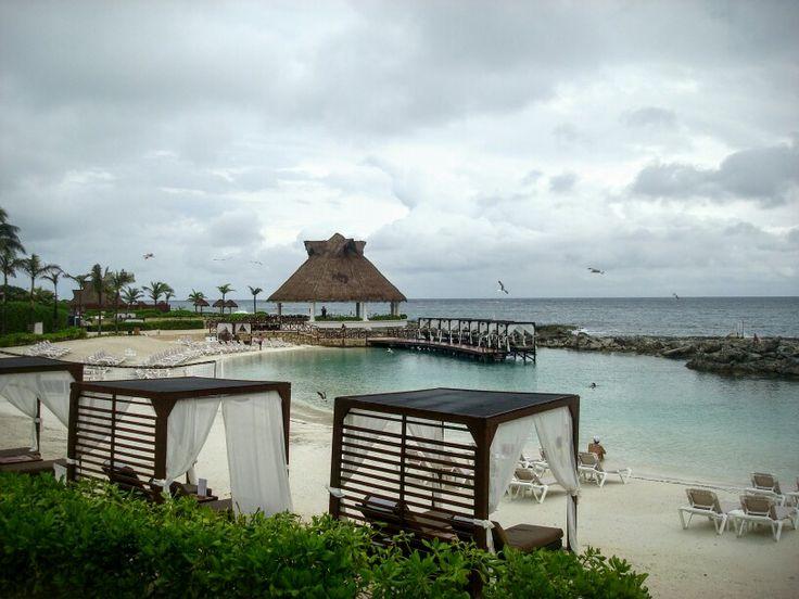 Hard Rock Hotel, Cancun, Mexico