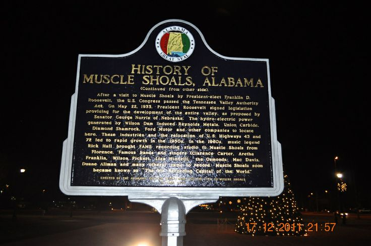shoals escort Muscle