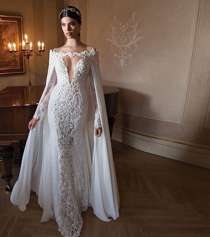 Elegantly Sexy Berta Wedding Dresses 2015 - MODwedding