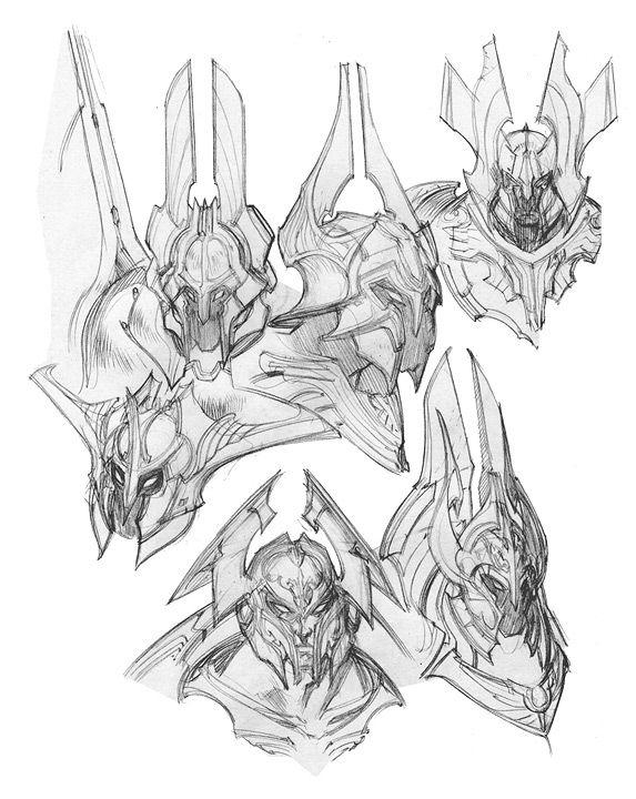 Darksiders - Angelic Figures Devas from DnD ? Angels prepared for War ? A war not...the horseman
