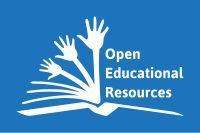 English language version of global logo for open educational resources. http://www.refseek.com/directory/educational_videos.html http://www.openculture.com/free_k-12_educational_resources