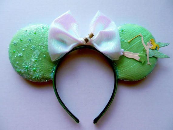 Tinker Bell Pixie Dust Glow in the Dark Disney Inspired
