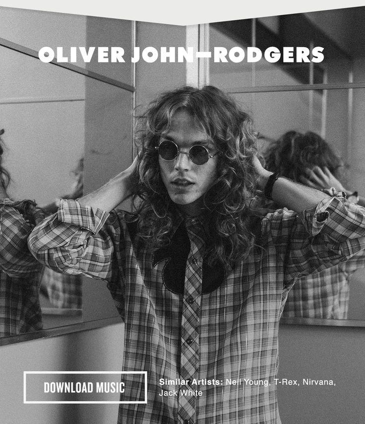 Man We Love: Oliver John-Rodgers Nashville Demos