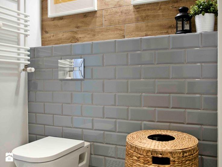 Mam pytanie o płytki drewnopodobne nad toaletą-jaki to model?
