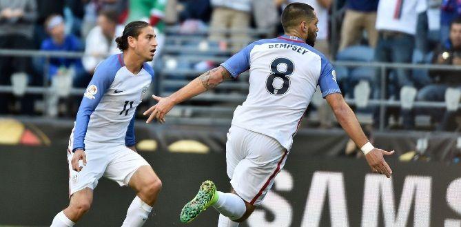 USA vs Ecuador Copa america 2016 highlights: Americans hold nerve to enter Copa America Centenario semifinals