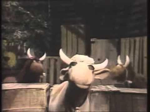 Rua sesamo (Orgulho em ser vaca)