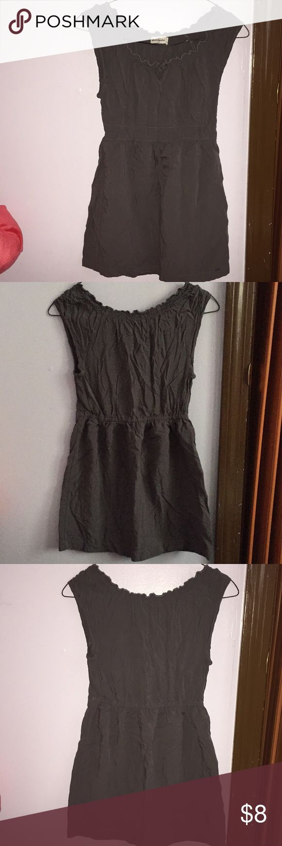 I just added this listing on Poshmark: Abercrombie Kids Charcoal Grey Dress. #shopmycloset #poshmark #fashion #shopping #style #forsale #abercrombie kids #Other