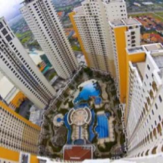 Water Place Apartment - Pakuwon Resident Surabaya, Indonesia