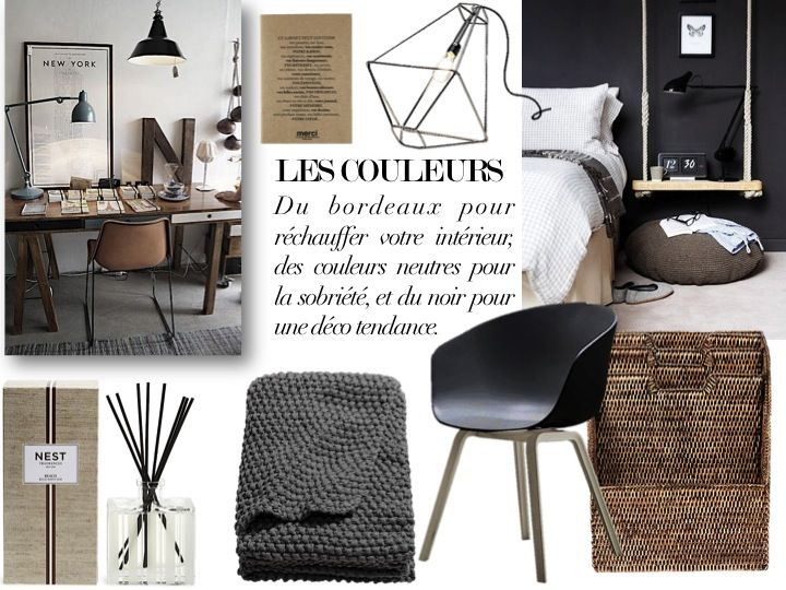 1000 images about couleur on pinterest deco salons and - Tendance deco maison ...
