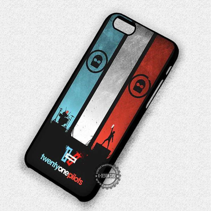 Twenty One Pilots Band Music - iPhone 7 6 5 SE Cases & Covers