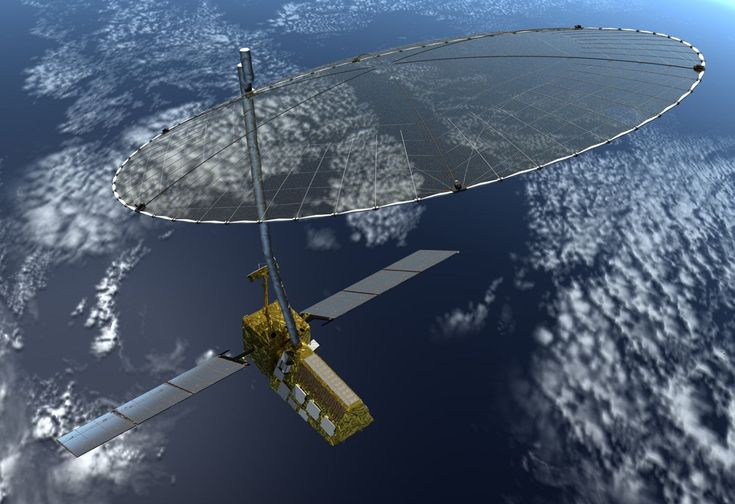 U.S., India to Collaborate on Mars Exploration, Earth-Observing Mission - The NASA-ISRO Synthetic Aperture Radar (NISAR) mission, targeted to launch in 2020, will make global measurements of the causes and consequences of a variety of land surface changes on Earth. Image Credit: NASA