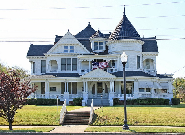 One Of The Most Beautiful Victorian Homes