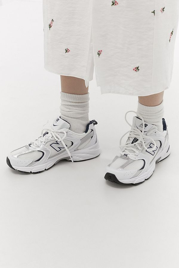 New Balance 530 White Trainers in 2020
