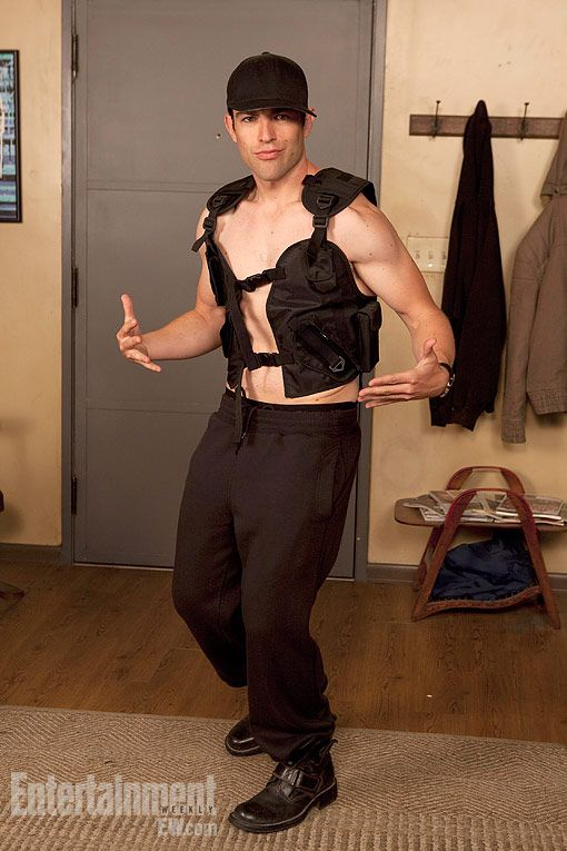 'New Girl': Schmidt as a Jewish assassin! Magic Mike! Mark Zuckerberg! -- EXCLUSIVE PHOTOS