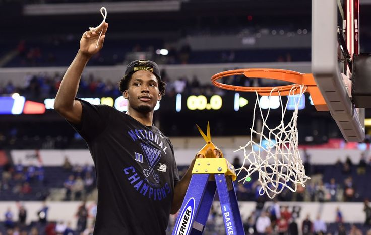 Miami Heat Shakes NBA Up With Justise Winslow Draft Steal - http://movietvtechgeeks.com/miami-heat-shakes-nba-up-with-justise-winslow-draft-steal/-In easily the biggest surprise of the 2015 NBA Draft, Justise Winslow dropped right into the Miami Heat's lap at No. 10 overall. The Duke star was expected to go to the New York Knicks 4th overall